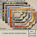 Bent Nature Frames