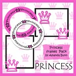 Princess Frame Pack
