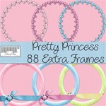 Pretty Princess Extra Frames