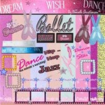 DREAM* WISH* DANCE-