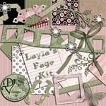 Layla s Page Kit
