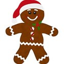 jss_christmascookies_gingerbread man with hat