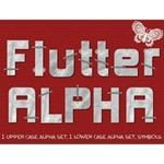 Flutter Alphabet