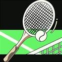 Tennis Background 16