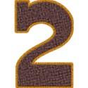 TCasey Brown on Orange Numbers 2