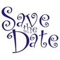 save the date blue copy