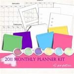 2011 Planner Kit