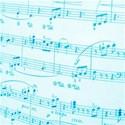 cyan sheet music