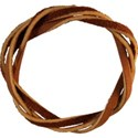 leather strip circle