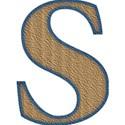 lowercase s