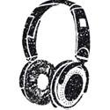 Glitter Headphones