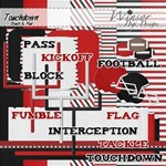 Touchdown (Black & Red)