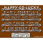 Expressions Word Art #3