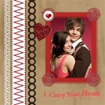 I carry you Love