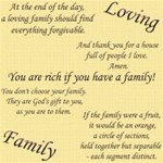 Family sayings & quotes - part II