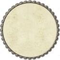 circle plaque