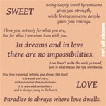 Love sayings & quotes - part II
