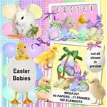 Easter Babies  n Eggs
