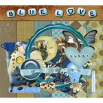 Blue Love Kit