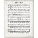Wedding march sheet music copy