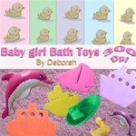 Baby Girl Bath Toys