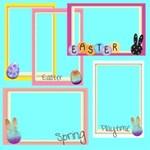 15 Easter Frames