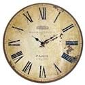 wall clock old