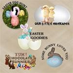 Easter Word Art #2
