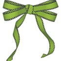 aboutaboy_ds_tiedribbon green