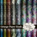Grunge Paper Stash