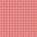 paper plaid red