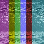 Color Water Background