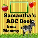Huge ABC Kids Kit, Alphabet Pictures, Words, Pages