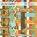 Zoo Fun Clusters