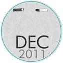 Circle date tag DEC