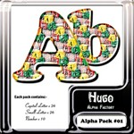 NEW Hugo Alpha Pack # 01