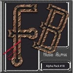 NEW Hugo Alpha Pack # 18