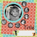 Scrapbook Page 17