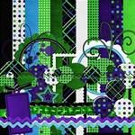 DanPhan Kit in Purple, Green, Black