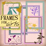 Frames for girls