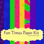 Fun Times paper kit