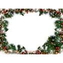 Christmas beadoverlay