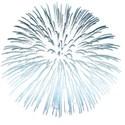 firworks blue
