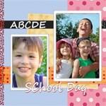 abc school day 1