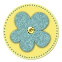 stickeryellowblue