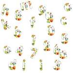 Flower Alphabets