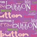 cute as a button_word paper copy