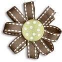 Limeadesplash_ribbon flower2 copy