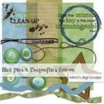 Mud Pies & Dragonflies Add-on kit