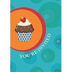 Cupcake Birthday Card (folded)